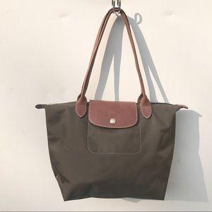 LONGCHAMP brown Shoulder Bag